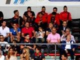 NOCERINA-GROSSETO 1-1: facce da stadio