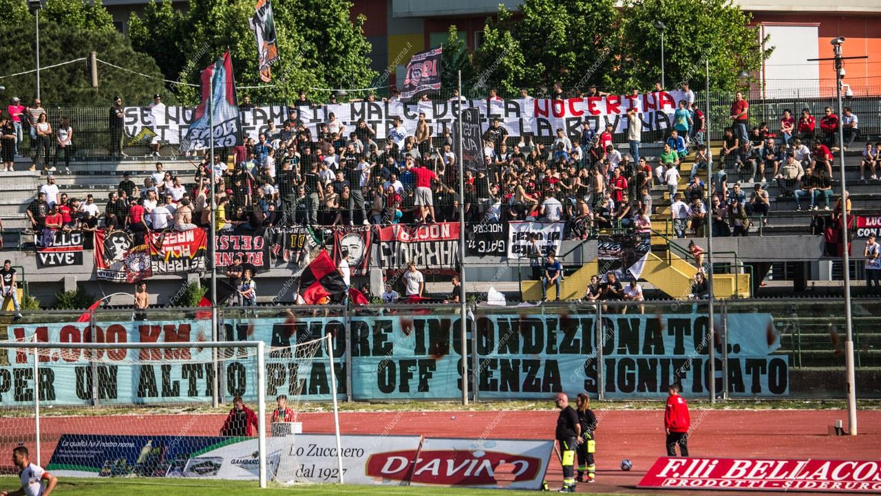 FOTO | FACCE DA STADIO: playoff Nocerina-Ercolanese 0-1