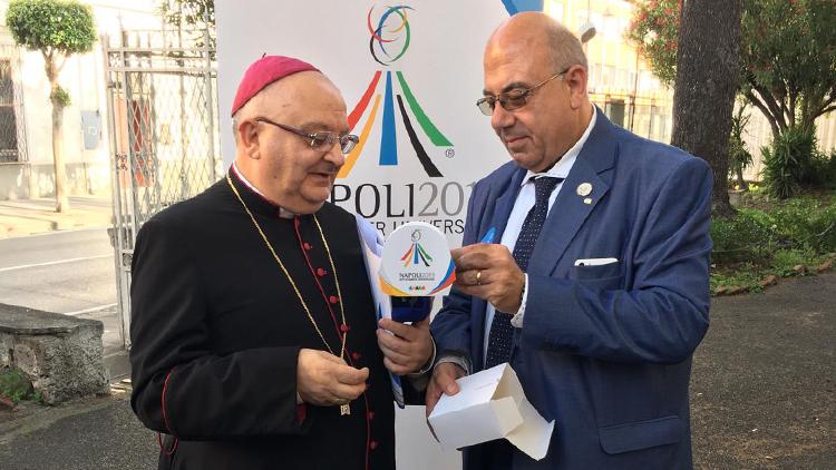 UNIVERSIADE 2019: Nocera in campo in nome dello spirito olimpico