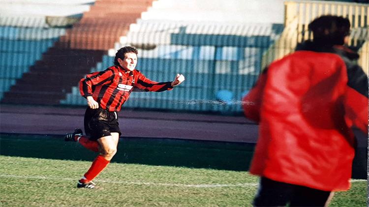 PAGANESE-NOCERINA 0-3, Sandro Luciano ricorda il gol nel derby del 1994