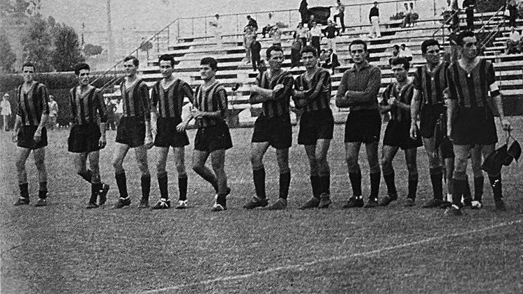 UNA STORIA FA, quando l'Italia fu tutta rossonera