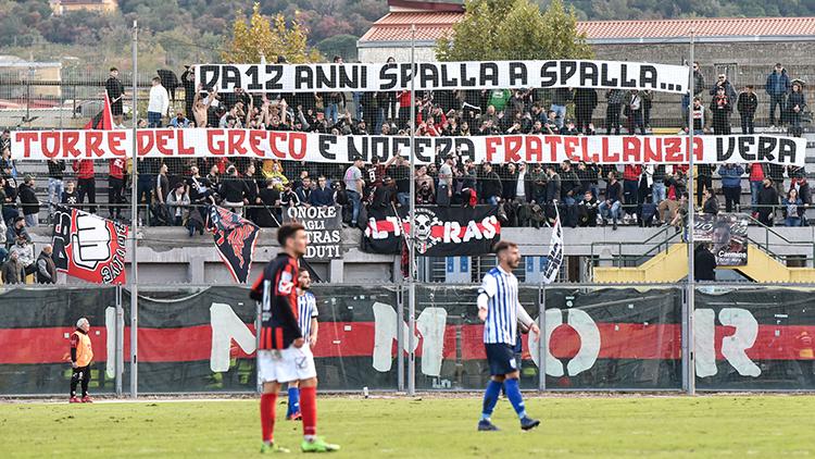 FOTO | FACCE DA STADIO: Nocerina-Fasano 4-4