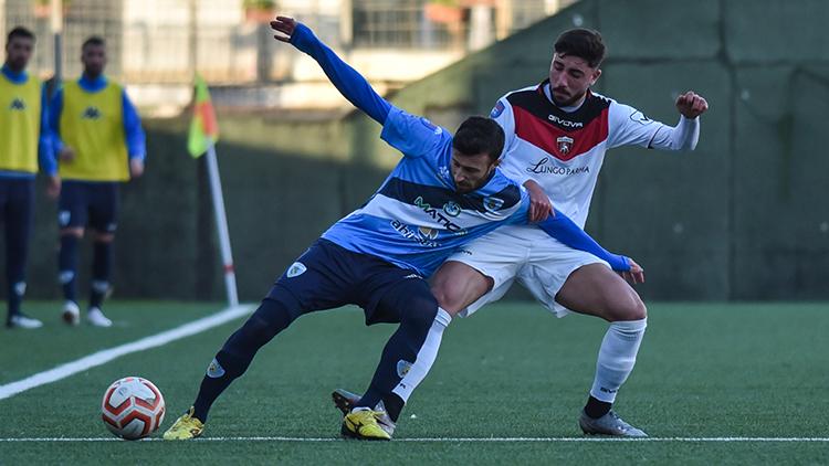 NOCERINA-LATTE DOLCE 1-1, le pagelle: pesa la terza gara in pochi giorni
