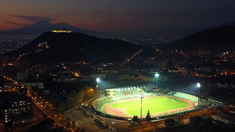 Stadio notte